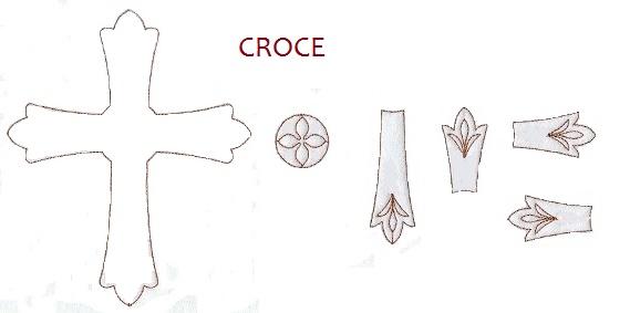 sagoma croce
