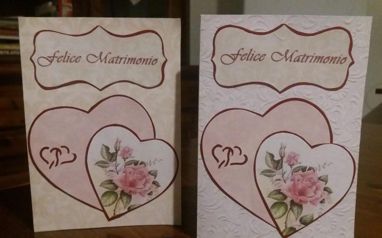 Biglietti Auguri Matrimonio Classici : Biglietti matrimonio