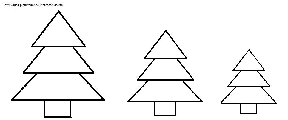 Decorazioni Di Natale Disegni.Sagome Per Le Decorazioni Natalizie Fai Da Te