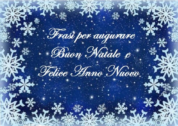 frasi per la ricorrenza del Natale