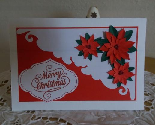 biglietti di Natale Merry Christmas